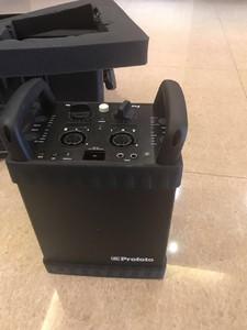 Profoto 8A 2400W电源箱 2个Pro灯头 5米延长线