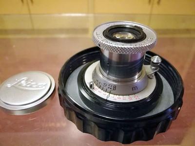 Leica Elmar M 50 3.5 标头,数码、微单适用!