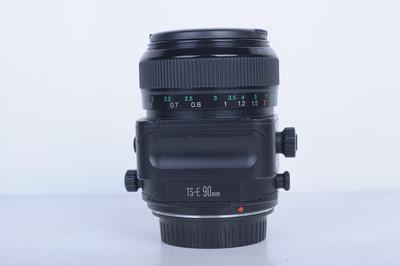 11新二手 Canon佳能 90/2.8 TS-E 移轴镜头(B4260)【京】