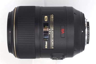 【微距镜头】尼康 AF-S VR105/2.8G IF-ED(NO:1035)