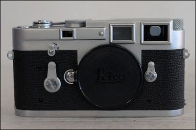 """徕卡 Leica M3 单拨 经典旁轴机身 带""""L""""封 成色不错"""