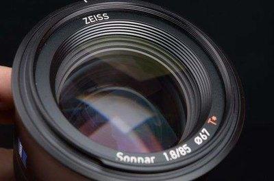 全新国行卡尔.蔡司 BATIS 85mm f/1.8镜头