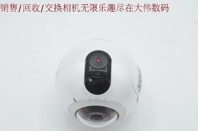 三星Gear  全景相机 VR专用相机 360度运动相机 摄像 编号8289