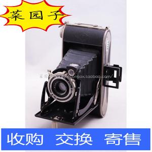 爱克发 AGFA BILLY-RECORD 6X9 皮腔机 折叠相机