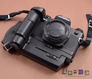 OLYMPUS 奥林巴斯 相机 OM-3 送手柄马达