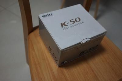 宾得 K-50
