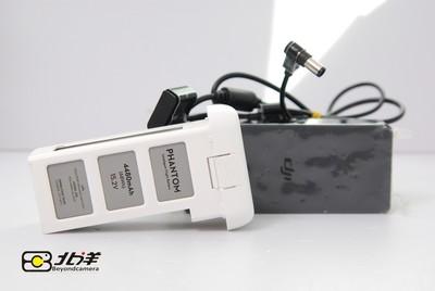 99新 DJI大疆精灵 Phantom 3 电池+充电器