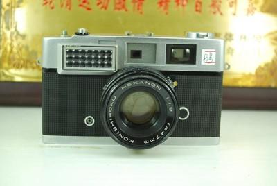 柯尼卡 S III 135胶卷机械单反相机 胶片机 收藏模型道具