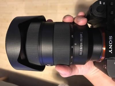 索尼FE 24-70mm f/2.8 GM