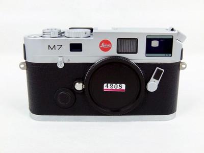 徕卡Leica M7银色后期