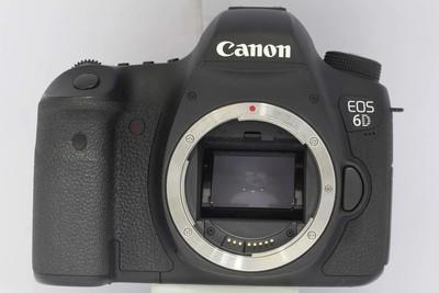 【全画幅专业数码相机】千亿国际娱乐官网首页 EOS 6D(NO:2734)