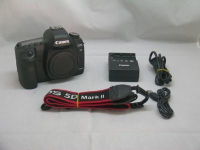 出售 96新 佳能 5D Mark II 机身 请看图片