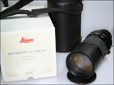 徕卡 Leica R 280/4 APO ROM 带包装