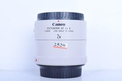 98新二手Canon佳能 2x II EF 二代2倍增距镜(2520)【京】