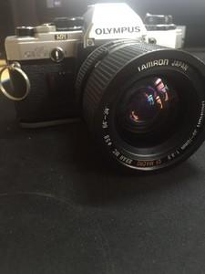 奥林巴斯 OM-10+腾龙百搭口变焦镜头