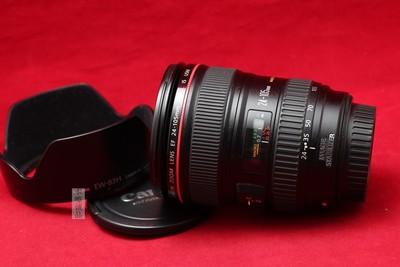 Canon 佳能 EF 24-105/4L IS 24-105 全画幅 标准变焦 美品成色
