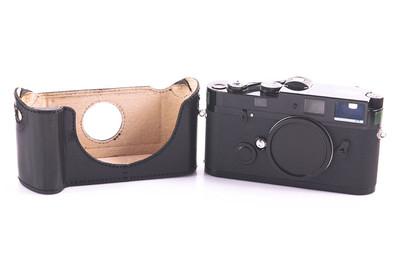 【美品】徕卡 MP 0.72黑漆版机身 带皮套 #HK7308