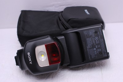 索尼HVL-F43M 索尼 HVL-43M 闪光灯 索尼微单相机用 索尼HVLF43M