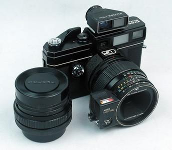 富士 FUJI GL690机身 + 65/8 +取景器+100/3.5镜头