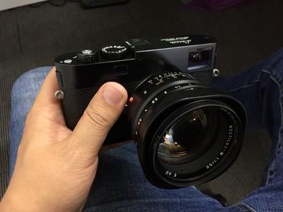 Leica Noctilux-M 50 mm f/1.0 四代夜神
