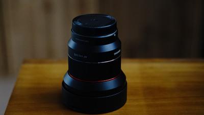 Samyang 14mm f/2.8 IF ED MC Aspherica