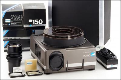哈苏 Hasselblad PCP80 幻灯机 带双头,带包装,外箱