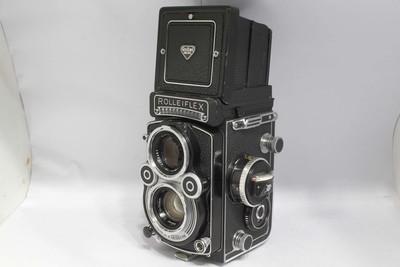 禄来3.5F双反相机白脸版(赠送原装皮套和原装UV镜)(NO:1961)