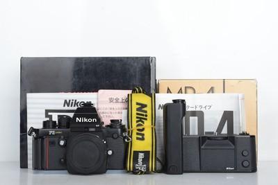 98新二手 Nikon尼康 F3 HP Limited金字限量版 带MD-4手柄B2903京