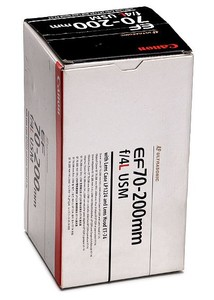 约98新 佳能 EF 70-200mm f/4L USM(小小白)