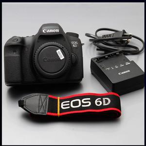 佳能 canon 6D 行货 99新 实物图片 (置换 收购5D2 5D3 )