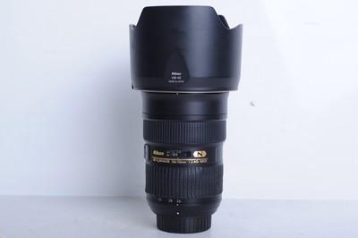 94新二手Nikon尼康 24-70/2.8 G ED AF-S变焦镜头(B8154)【京】