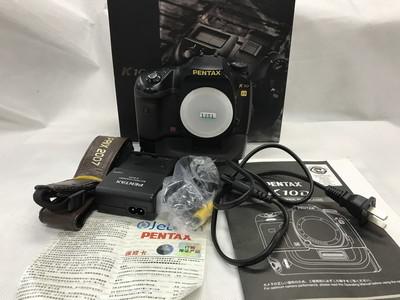 宾得PENTAX K10D+手柄 CCD感光耦合器 限量版 经典 全套带包装