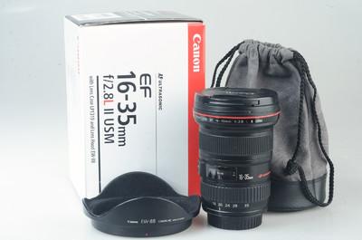 98新 佳能 EF 16-35mm f/2.8L II USM