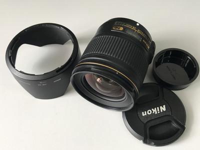 尼康 AF-S 尼克尔 28mm f/1.8G广角头 3132# 【天津福润相机店】