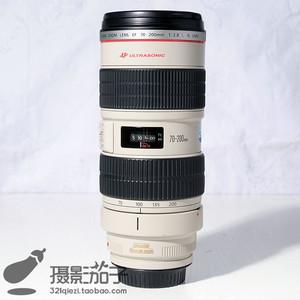 95新佳能 EF 70-200 f/2.8L IS 小白IS#5671[支持高价回收置换]