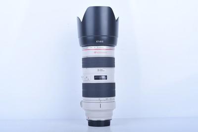 93新二手Canon佳能 70-200/2.8 L 小白变焦镜头(B1566)【武】