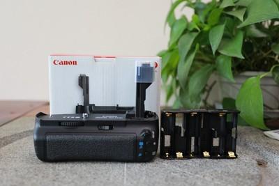 97新二手 Canon佳能 BG-E7 单反手柄 适用于7D(W11298)【武】