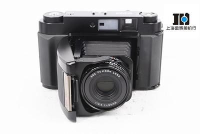 Fujifilm富士GF670 黑色120中画幅旁轴胶卷相机 黄斑相机 二手