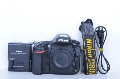 93新二手Nikon尼康 D800E 单机 快门17100多次(B0573)【京】