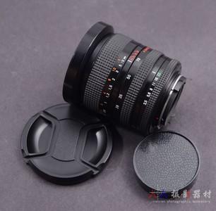 CONTAX 康泰时 28-70/3.5-4.5 MMJ 28-70mm F3.5-4.5