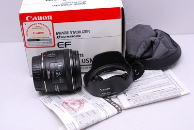 佳能 EF 28/2.8 28 mm F2.8 IS 佳能28/2.8 佳能 28/2.8 带包装
