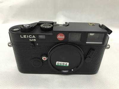 98新leica徕卡 M6 0.72非TTL SH 黑色