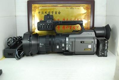 索尼 DSR-PD190P 专业摄像机 mini DV 卡带 磁带 录像机 可置换
