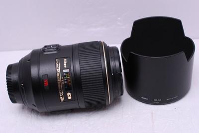 尼康 AF-S 105/2.8 105 mm F2.8 VR 防抖 尼康105/2.8 VR 日产版