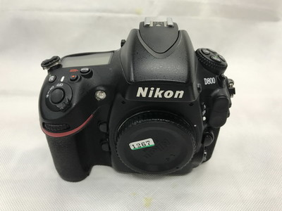 尼康D800单机 成色新 原装附件 支持D300 D300S D700 D90 换购