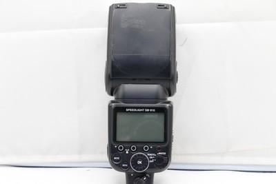 11新二手Nikon尼康 SB-910 机顶闪光灯(1638)【深】