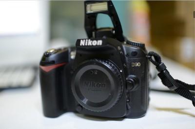 尼康 D90自用相机99新 出给有需要的朋友 自己换型号