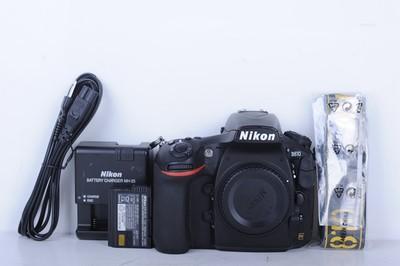 98新二手Nikon尼康 D810 单机 快门8600多次 (B0863)【京】