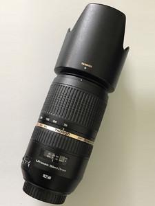 腾龙SP 70-300mm F/4-5.6 Di VC(A005)佳能口【3225#】