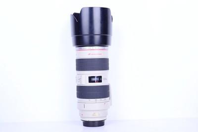 93新二手Canon千亿国际娱乐官网首页 70-200/2.8 L IS USM小白IS(B2405)【京】